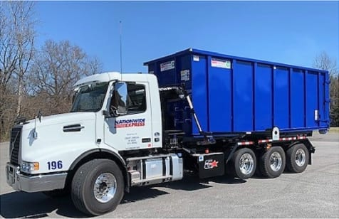 nationwide waste management - Nationwide Express