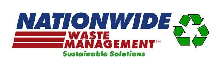 slide logo nationwide waste management tagline - Nationwide Express